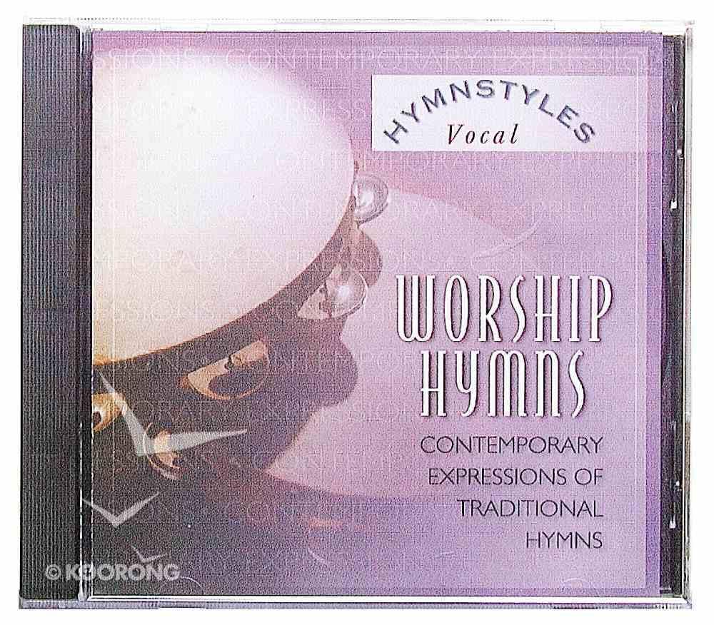Hymnstyles Worship Hymns CD