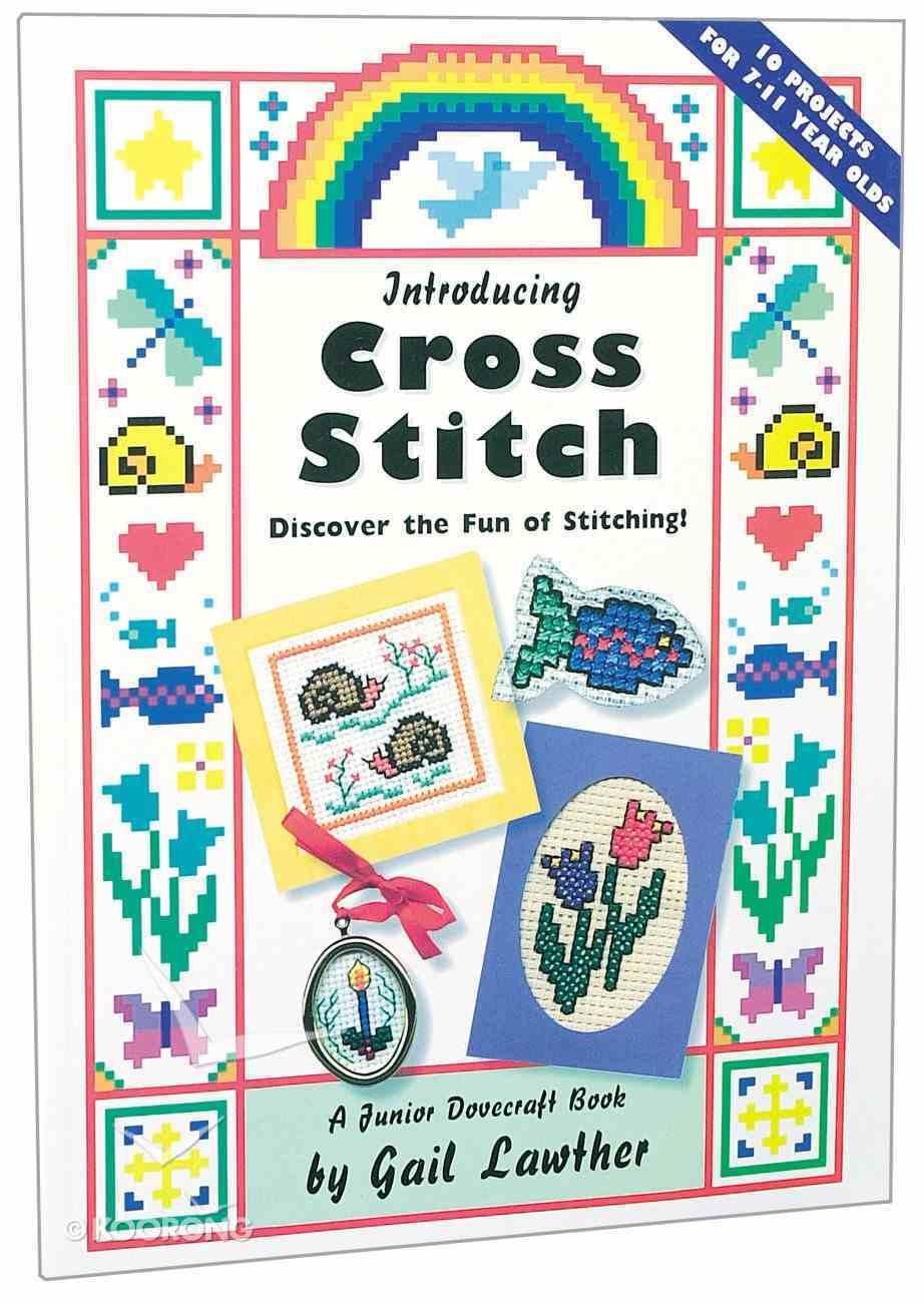 Introducing Cross Stitch Paperback