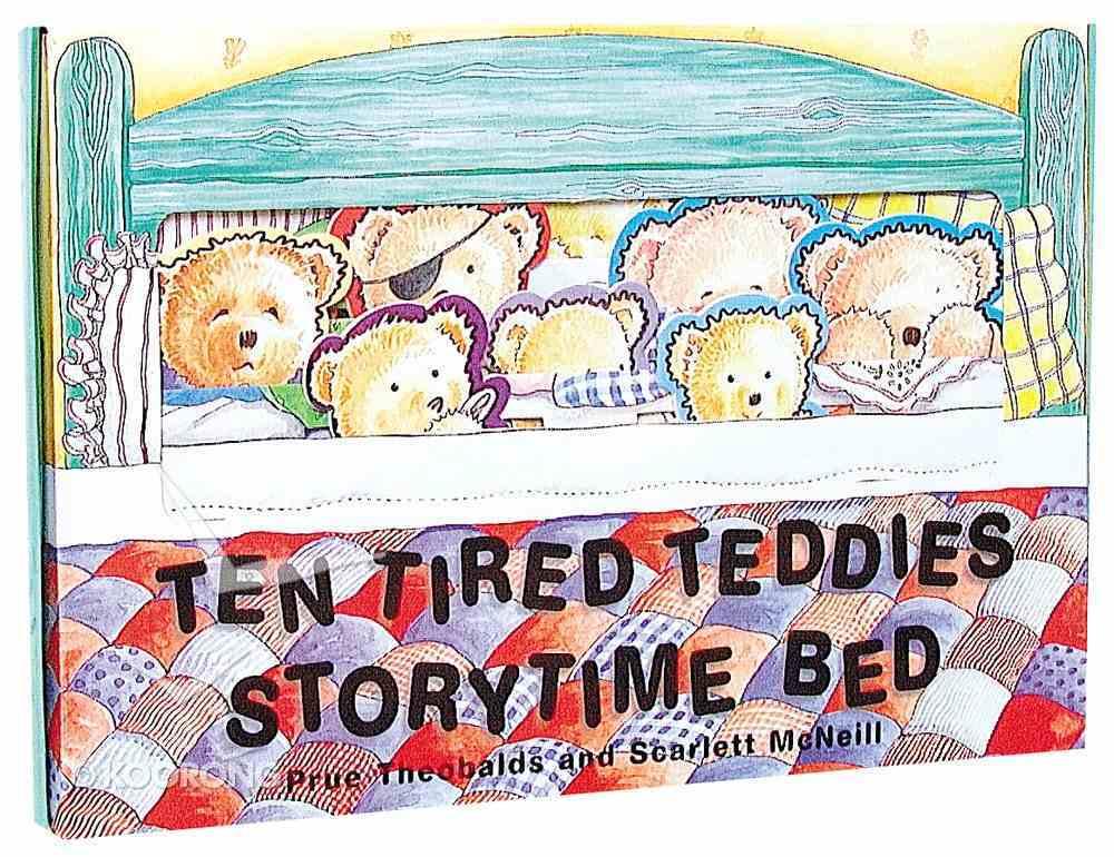 Ten Tired Teddies Pack
