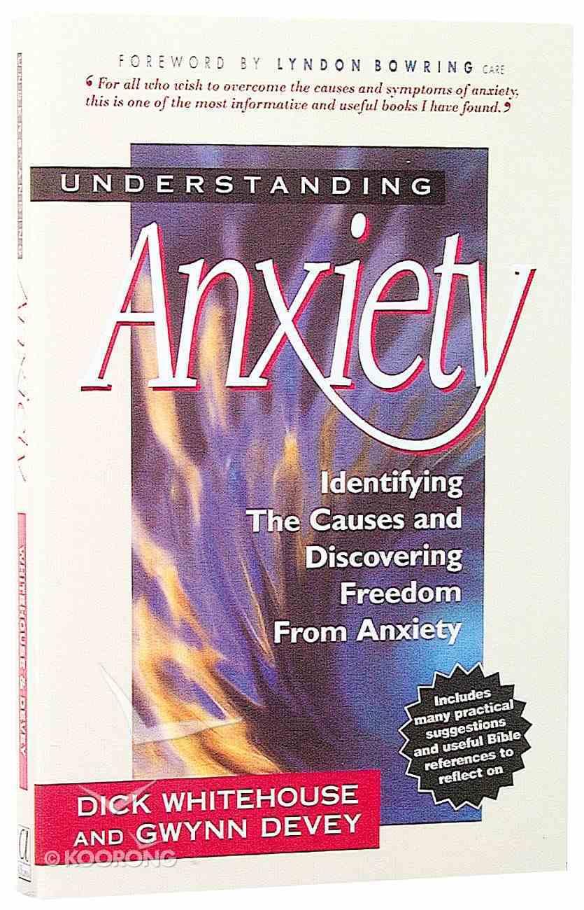 Understanding Anxiety Paperback