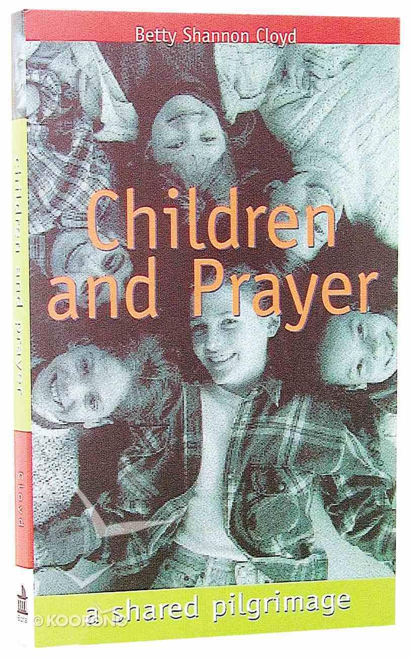 Children and Prayer Paperback