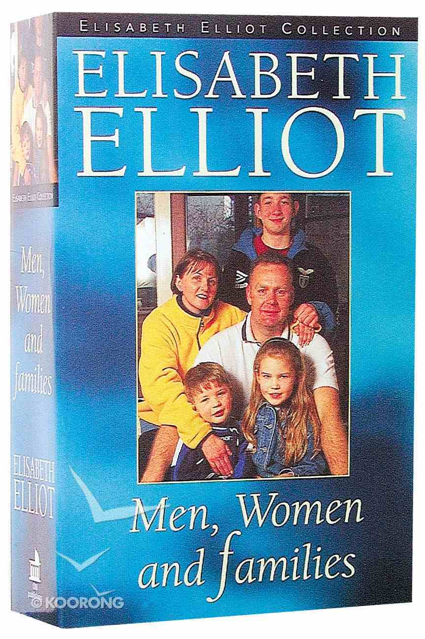 Men, Women and Families Paperback
