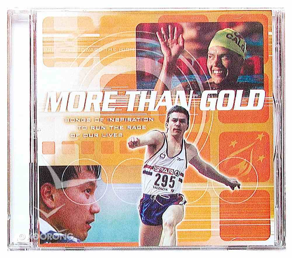More Than Gold CD