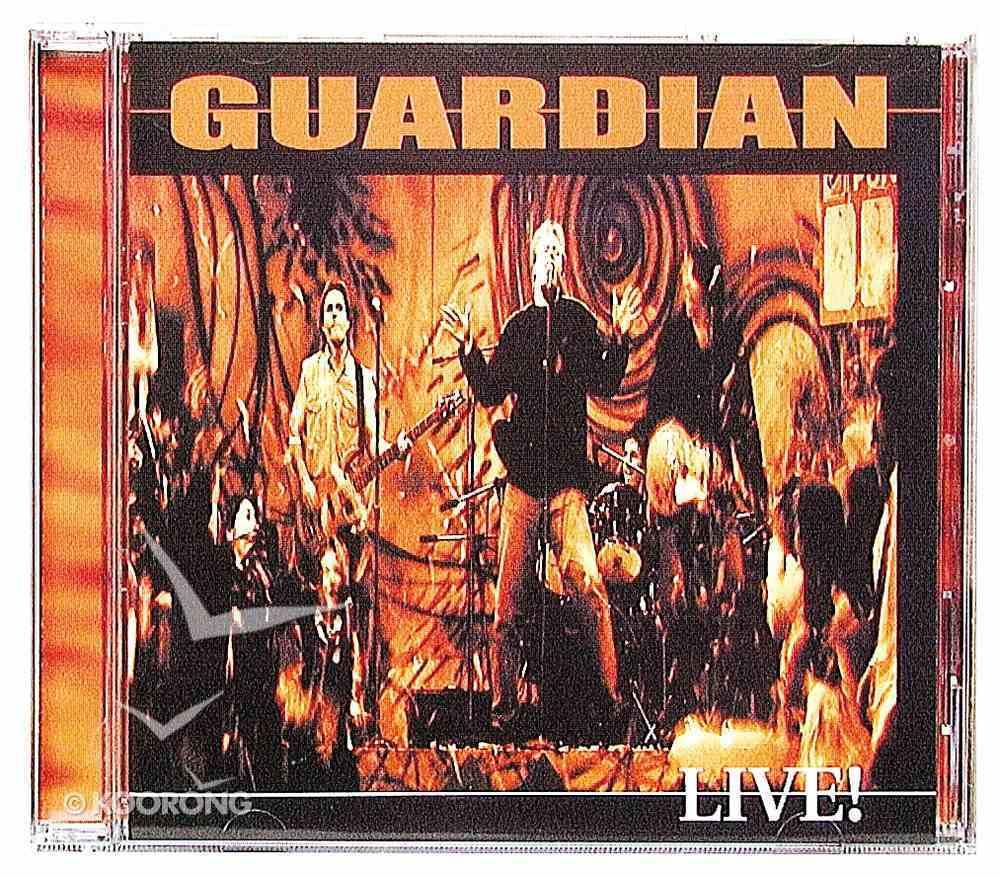 Guardian Live CD