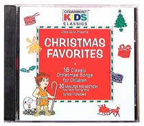 Album Image for Cedarmont Kids: Christmas Favourites (Kids Classics Series) - DISC 1