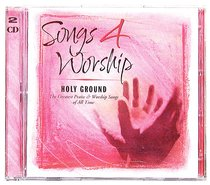 Album Image for Holy Ground (#02 in Songs 4 Worship Series) - DISC 1