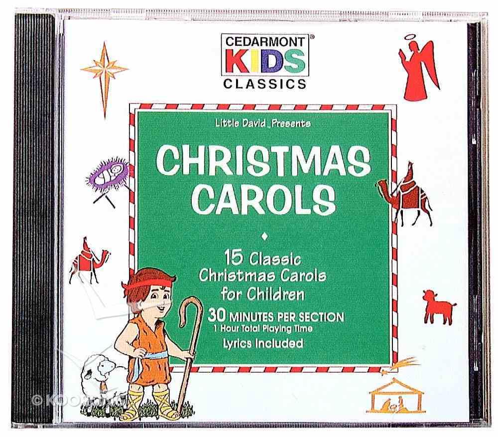 Christmas Carols (Kids Classics Series) CD