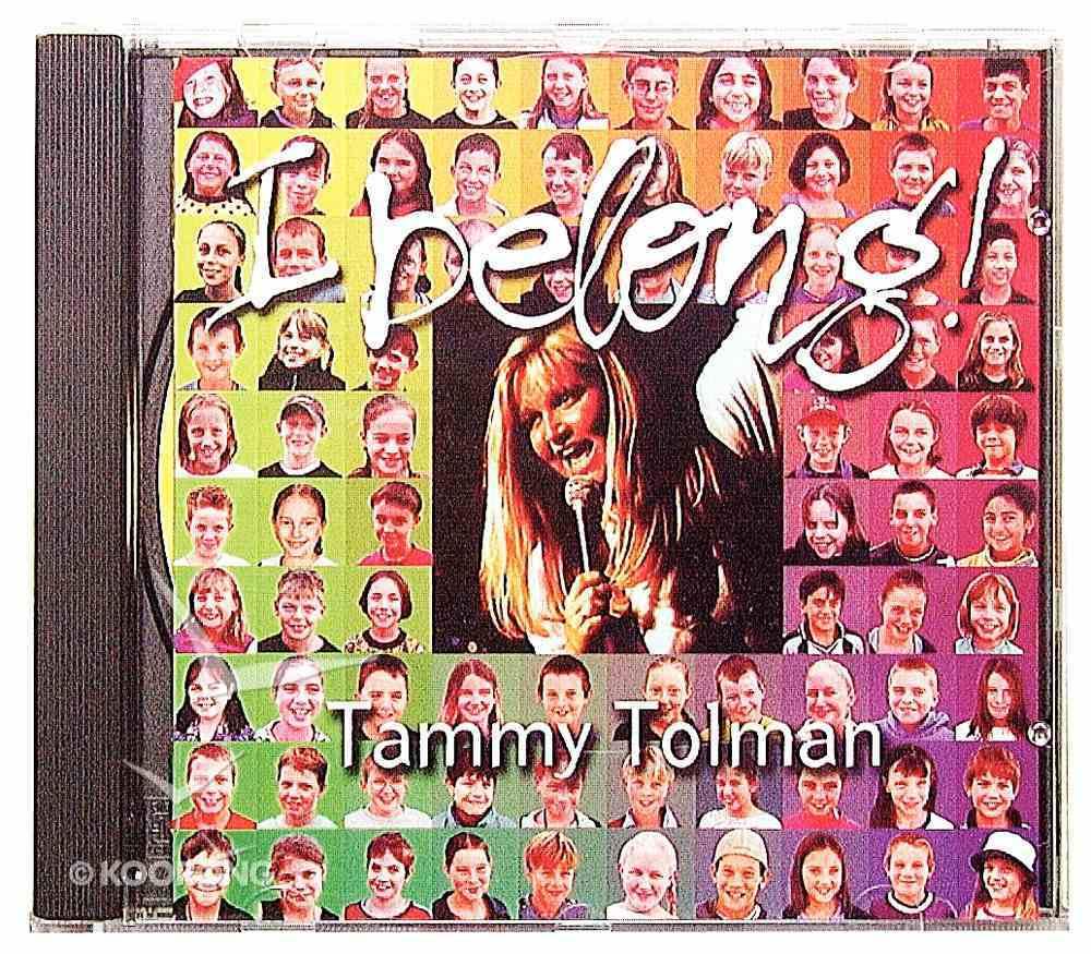 I Belong CD