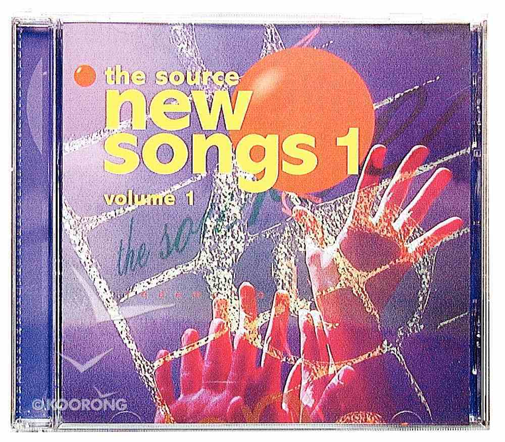Source New Songs 1 (Vol 1) CD