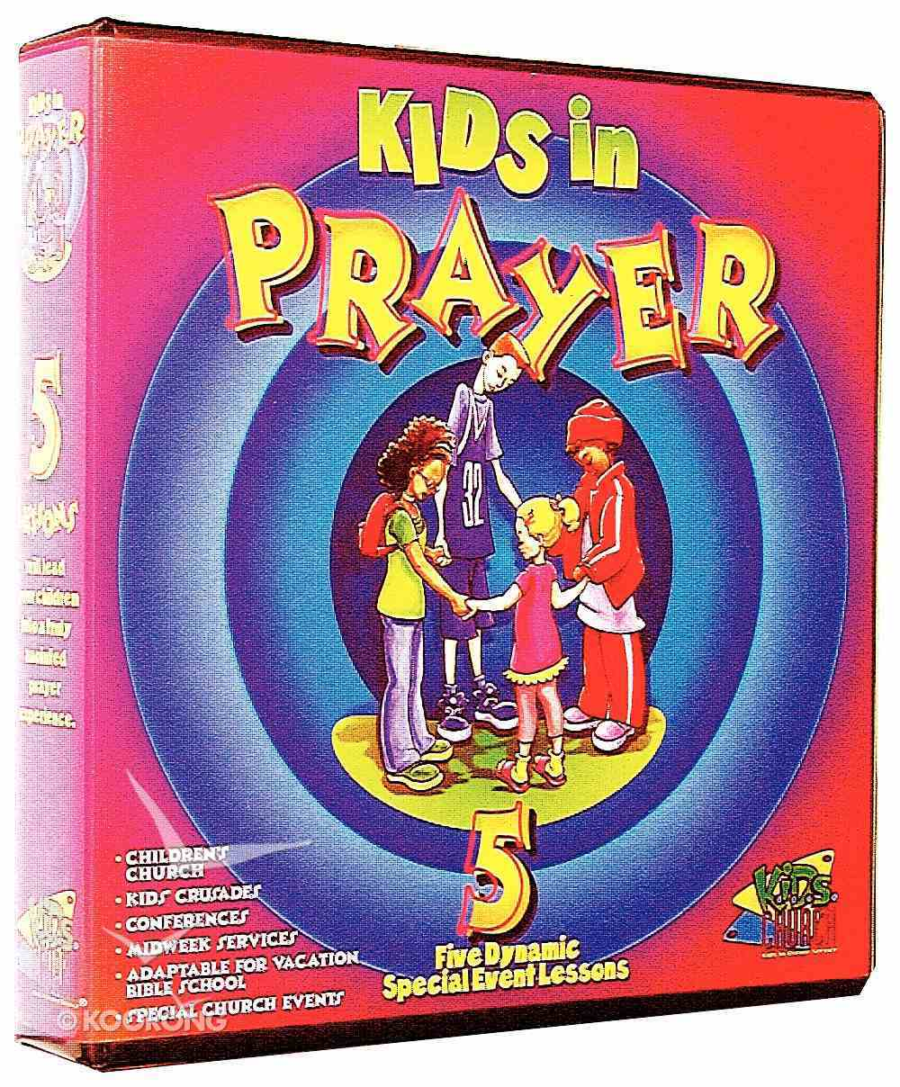 Kids in Prayer (Ntsc Only) Pack