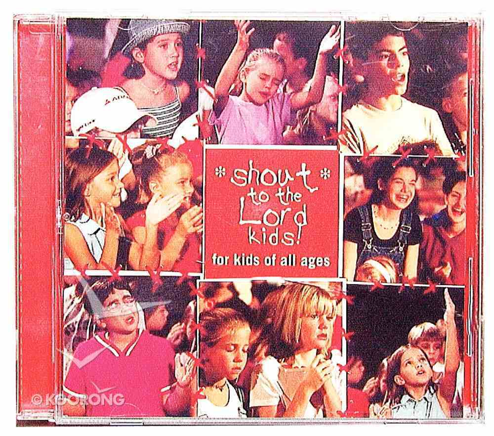 Shout to the Lord Kids CD
