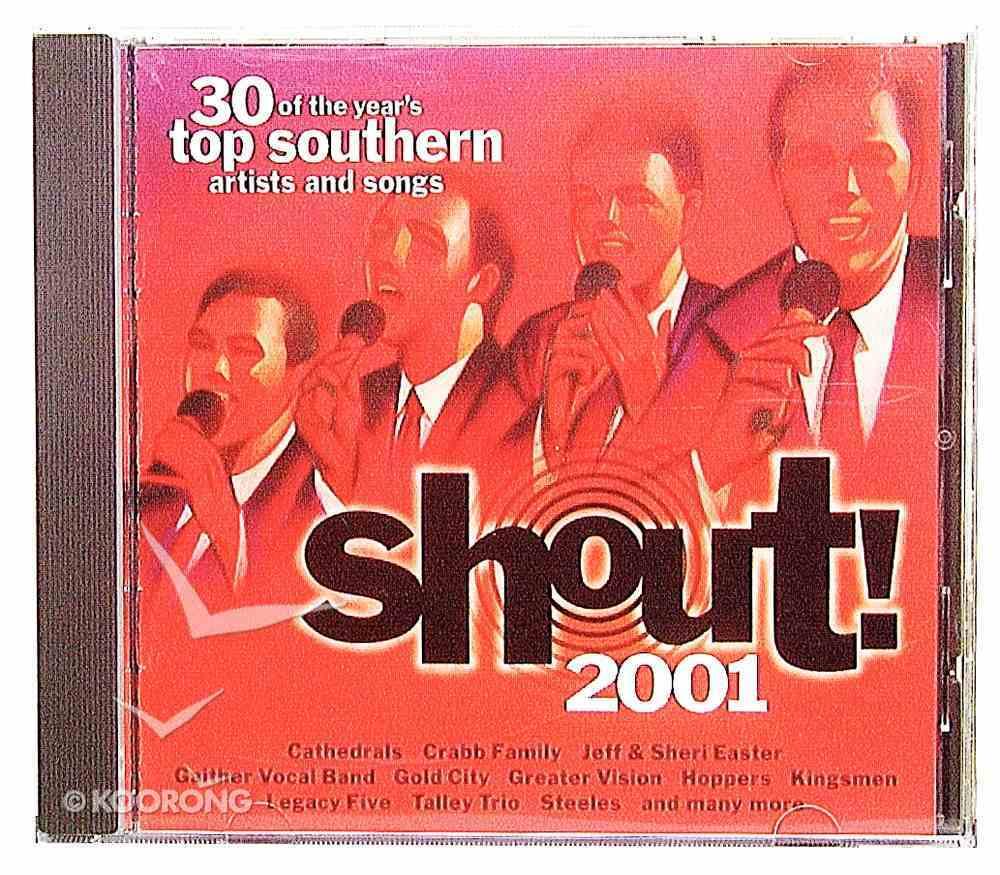 Shout 2001 CD