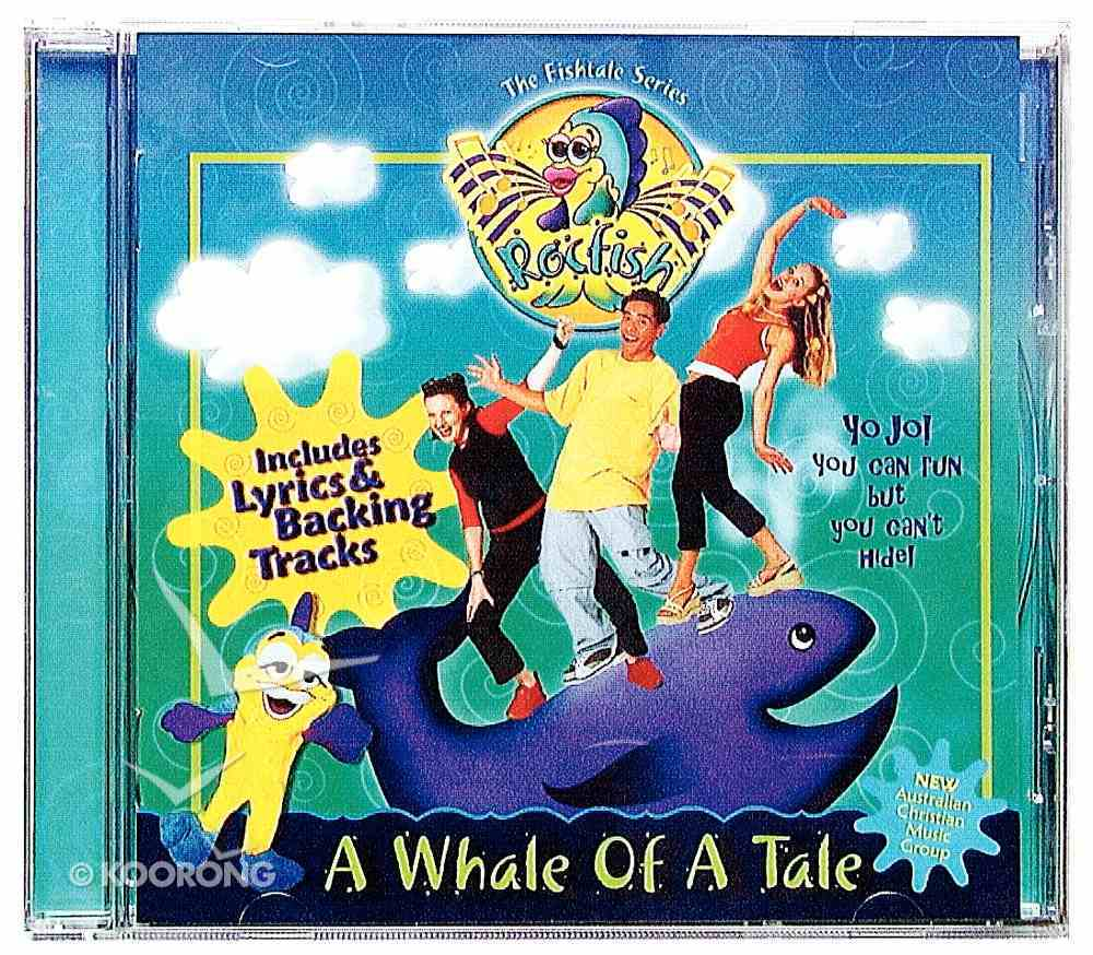 A Whale of a Tale (#01 in Rockfish Music Series) CD