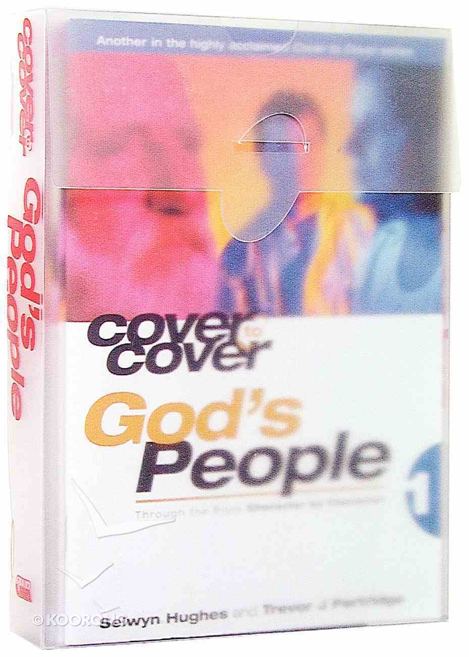 God's People (6 Books With Sleeve) (Cover To Cover Series) Pack