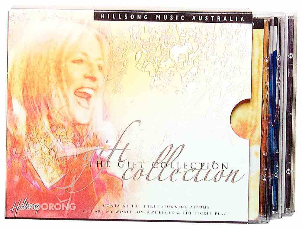 The 2001 Hillsong Gift Collection CD
