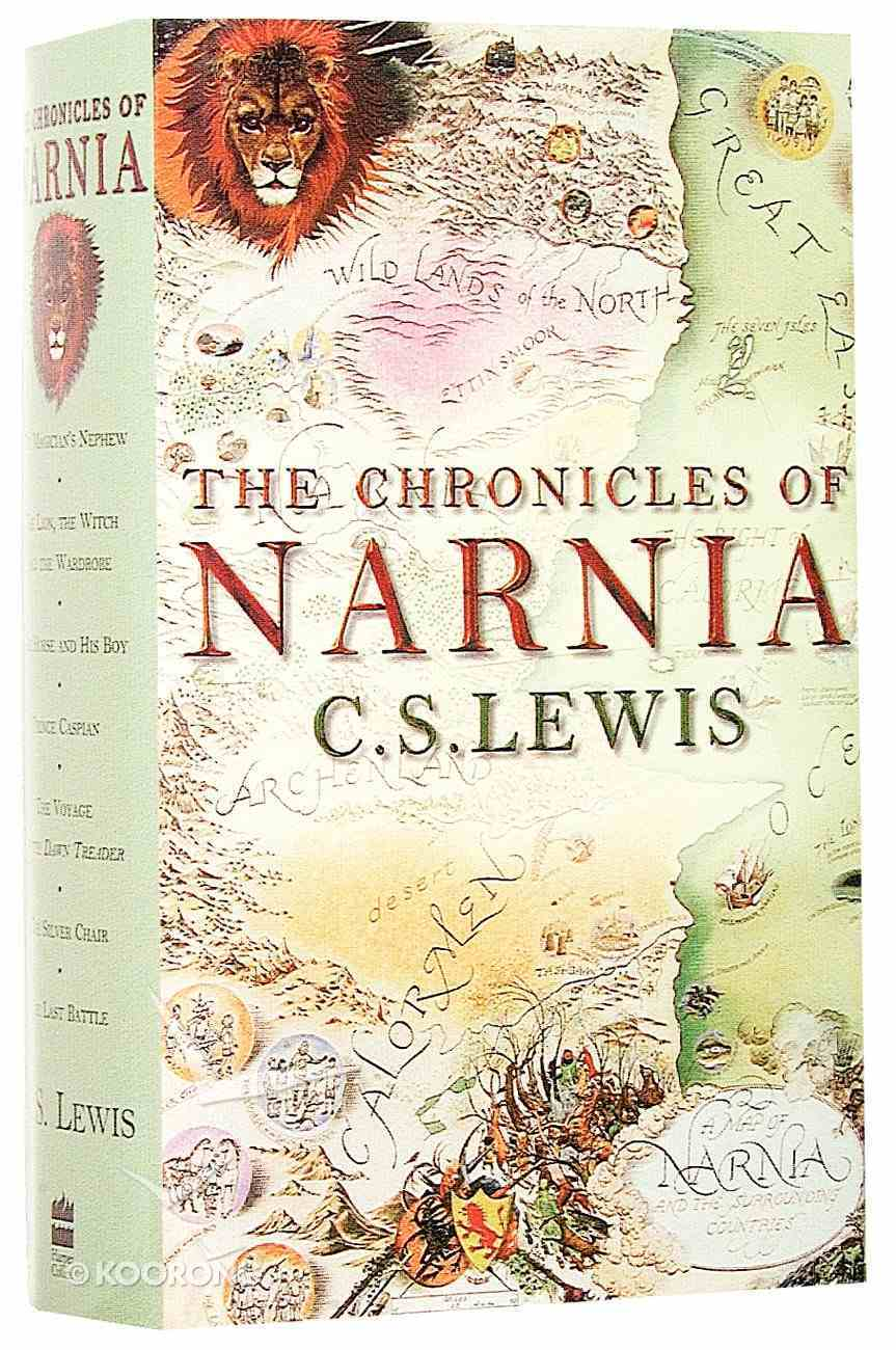 Narnia (7 in 1 Complete Edition) (Chronicles Of Narnia Series) Hardback