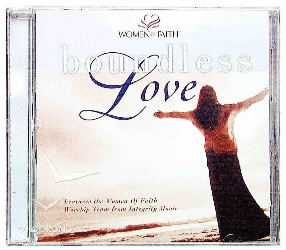 Boundless Love CD
