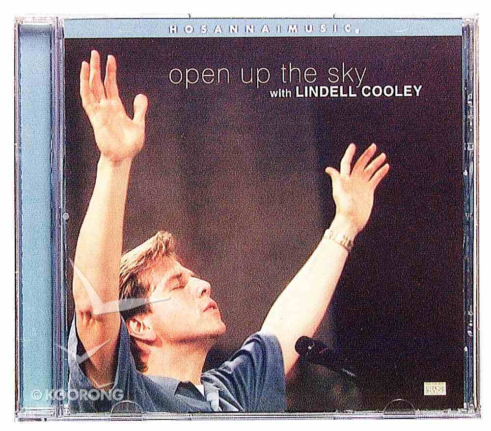 Open Up the Sky CD