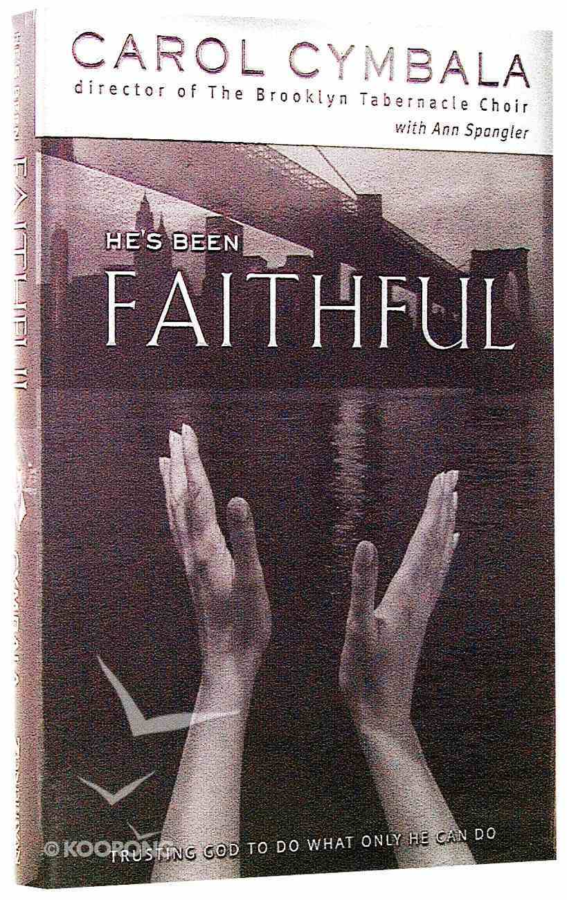 He's Been Faithful (With Music Cd) Paperback