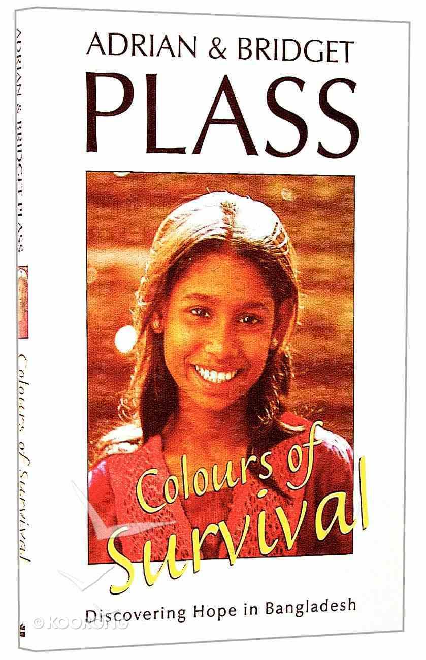 Colours of Survival Paperback
