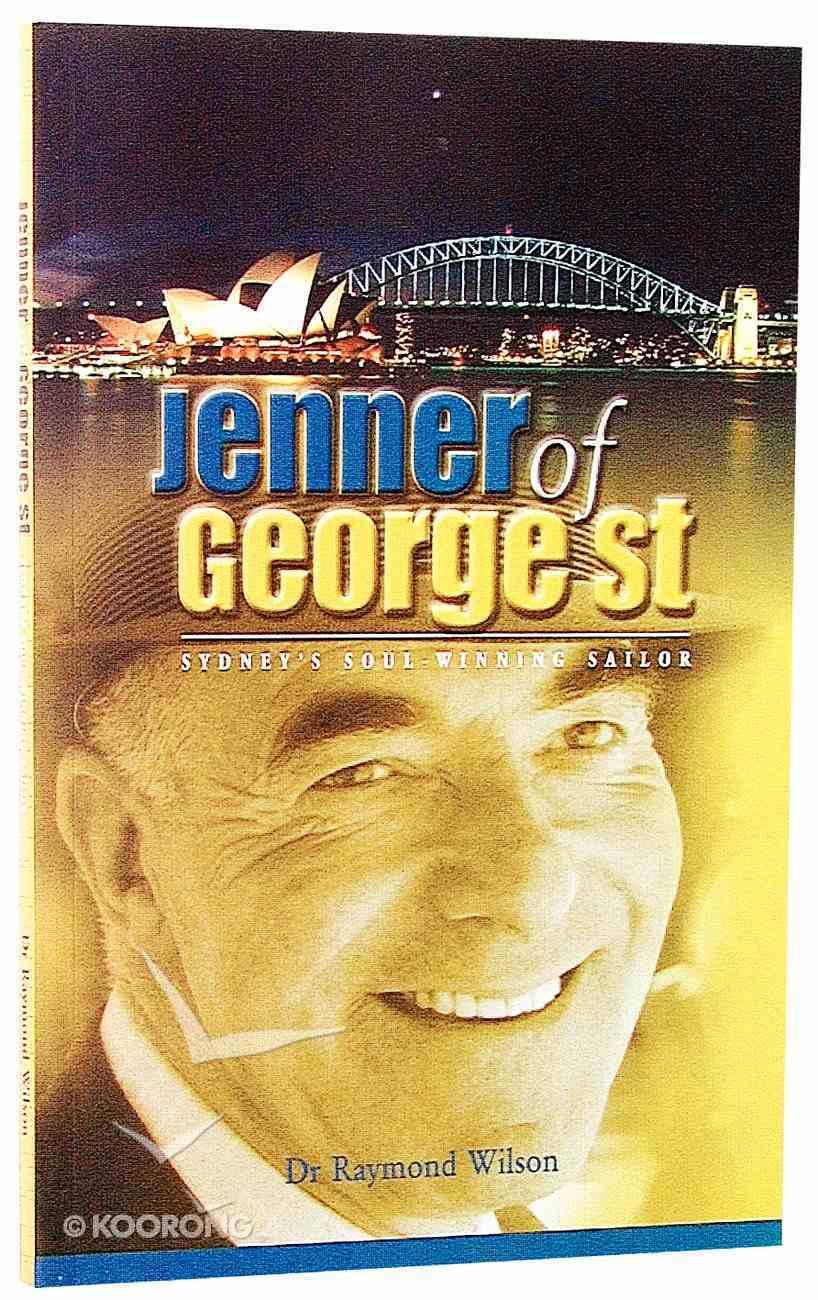 Jenner of George Street Paperback