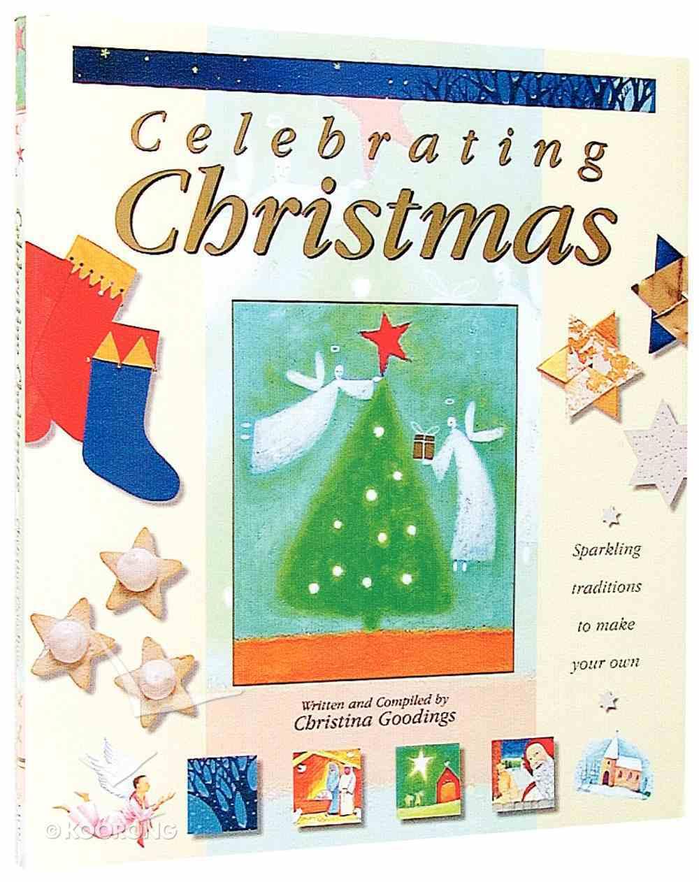 Celebrating Christmas Hardback