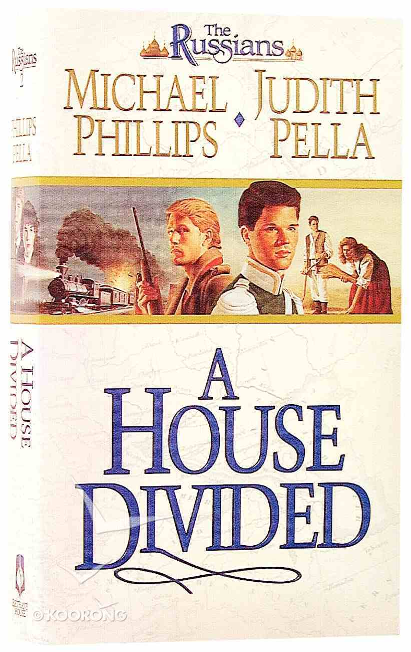 A House Divided (#02 in Russians Series) Mass Market