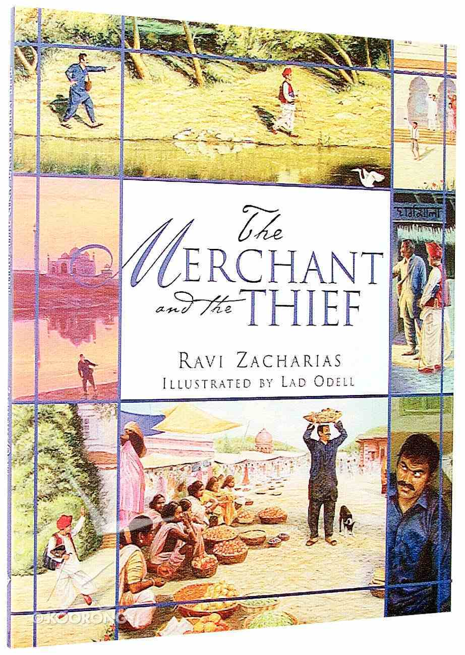 The Merchant and the Thief Hardback