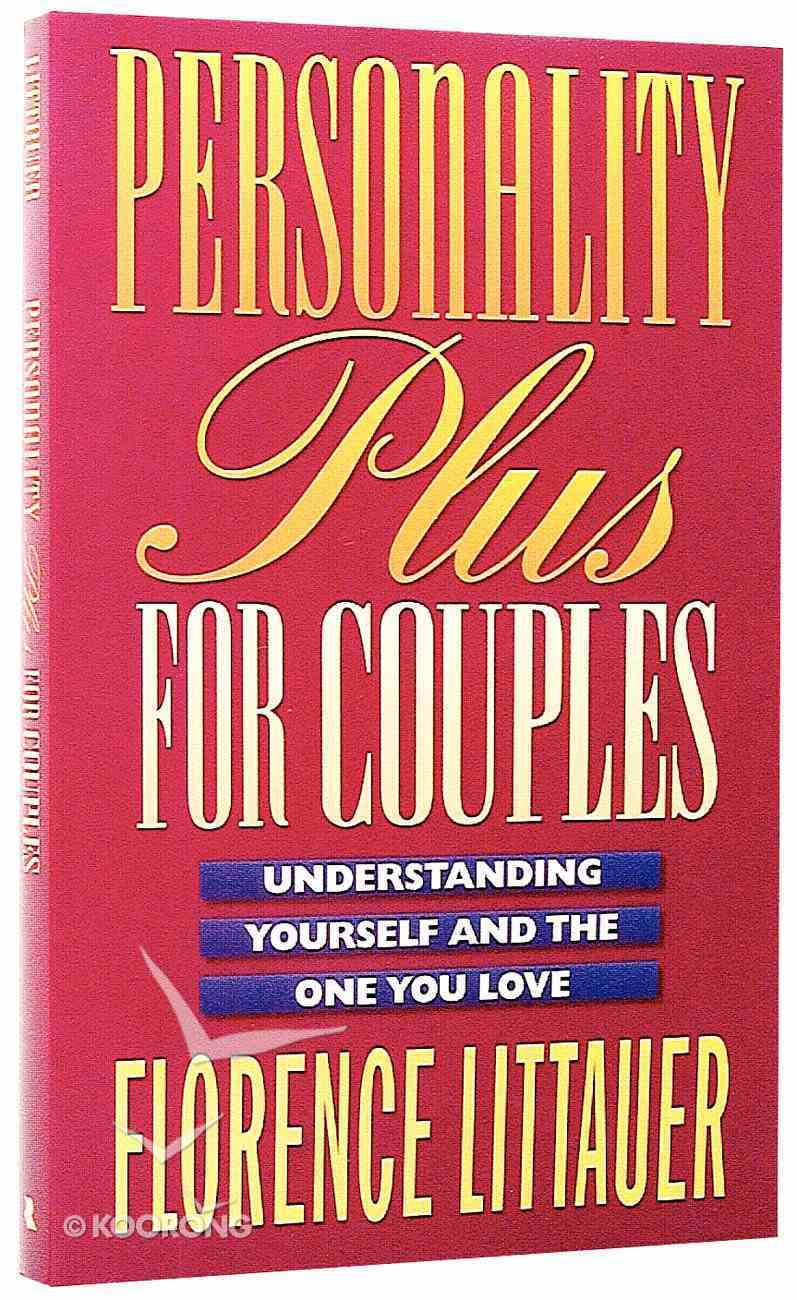 Personality Plus For Couples Paperback