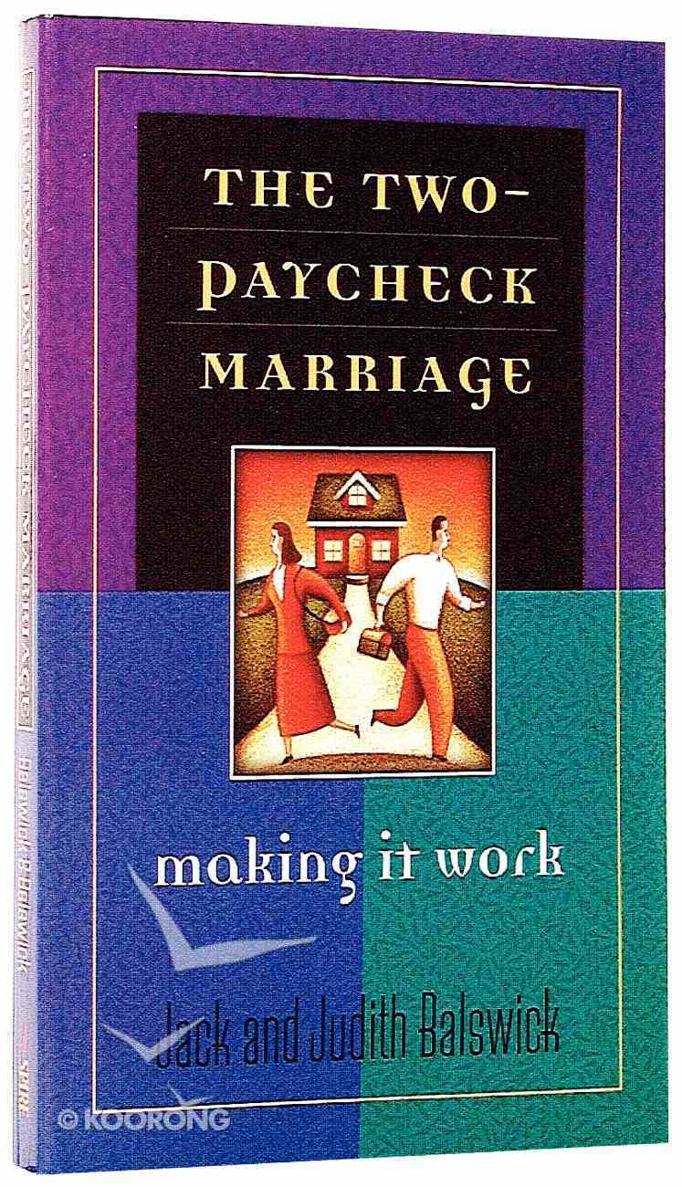 Two-Paycheck Marriage Mass Market