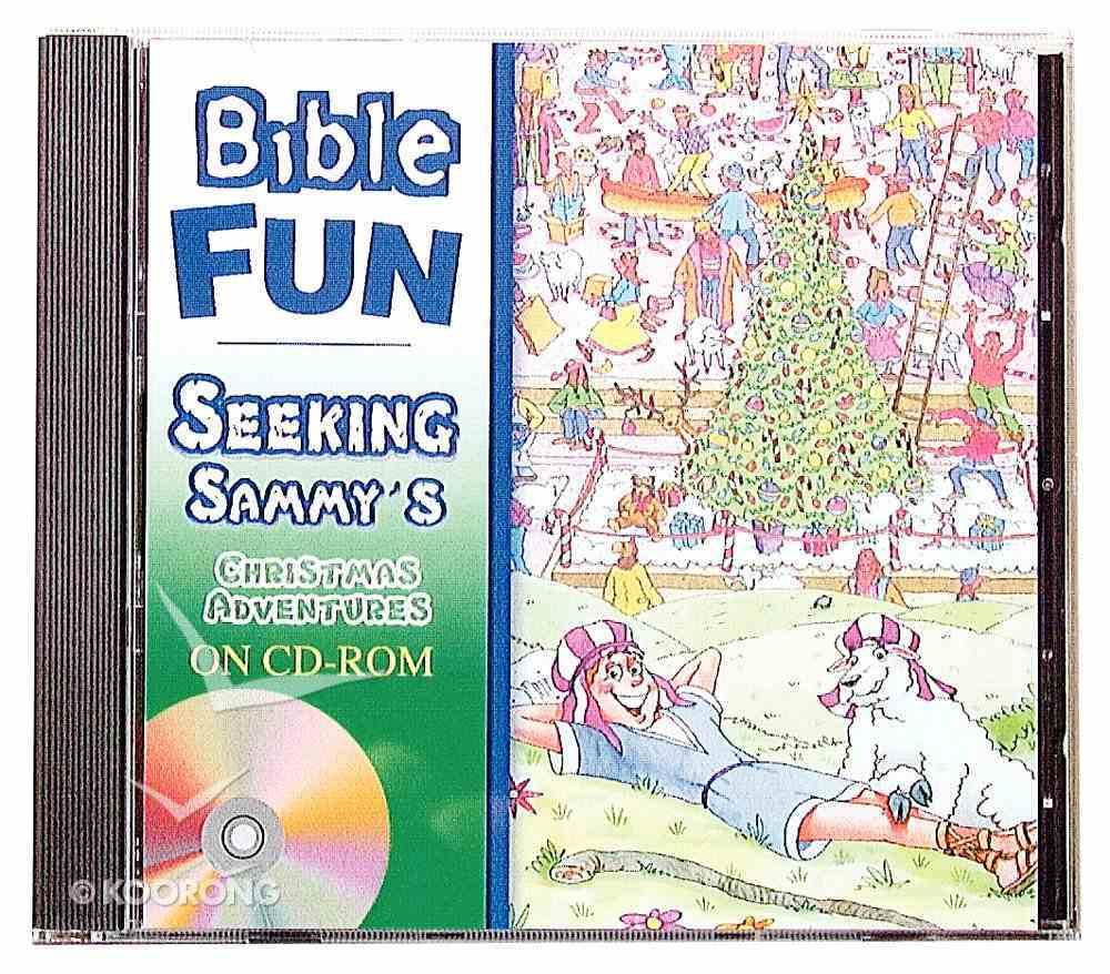Seeking Sammy Christmas Adventures CDROM CD-rom