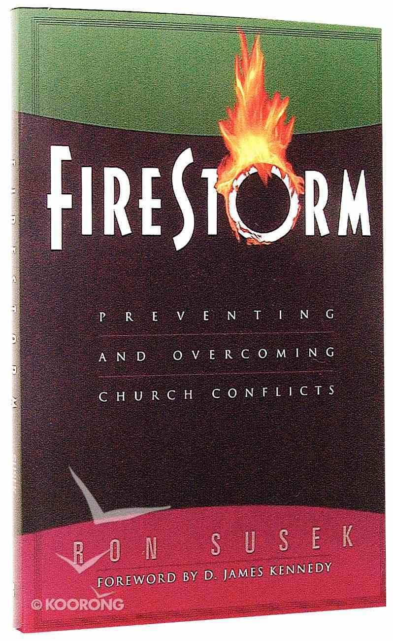 Firestorm Paperback