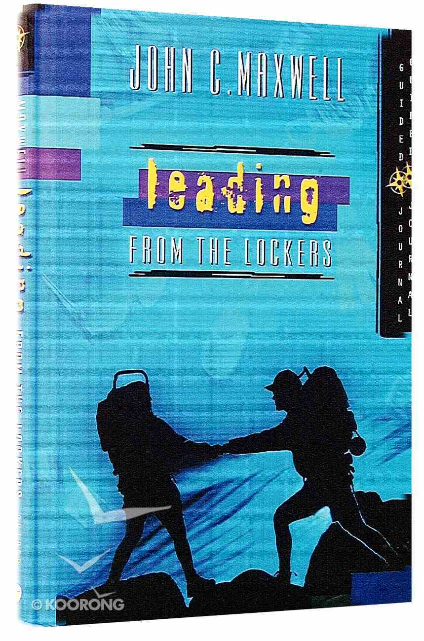 Leading From the Lockers: Guided Journal Hardback