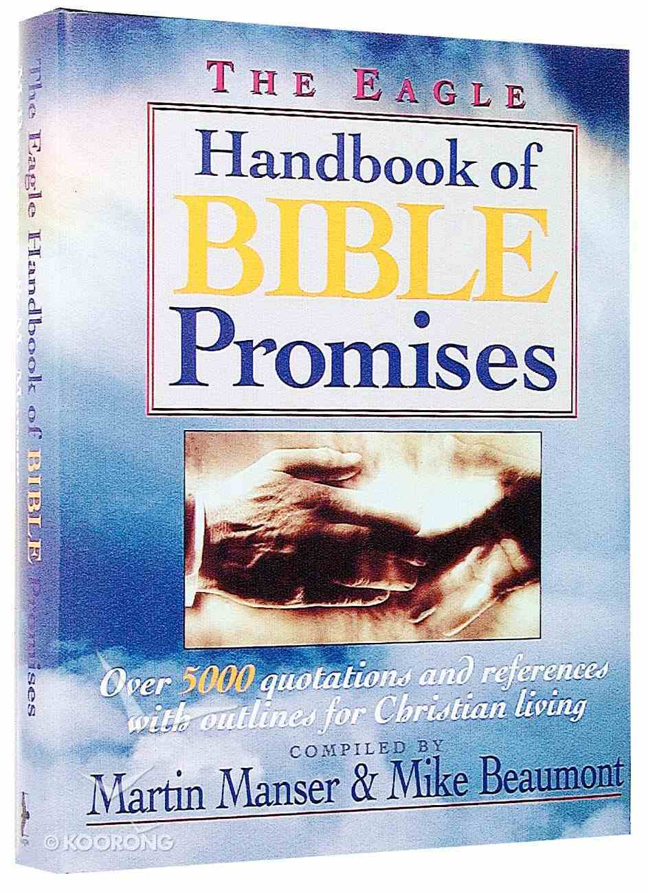 Handbook of Bible Promises Hardback