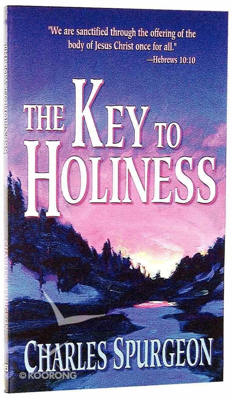 The Key to Holiness Mass Market