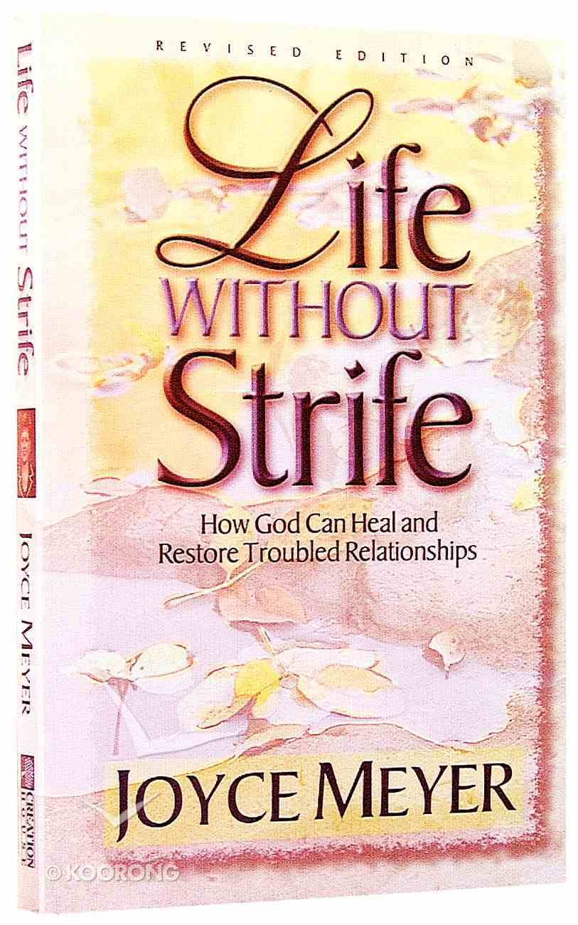 Life Without Strife Paperback