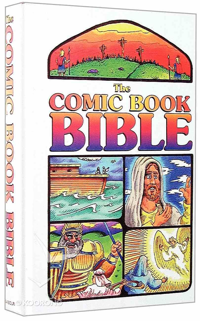 Comic Book Bible Hardback