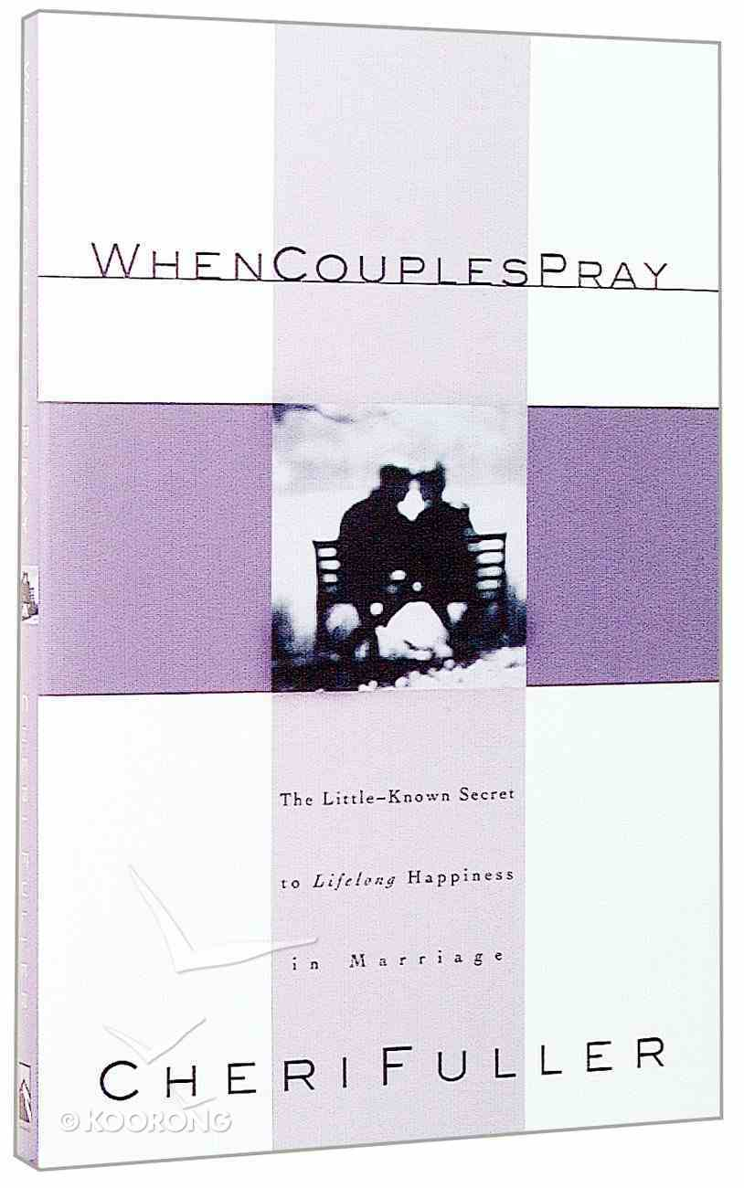 When Couples Pray Paperback
