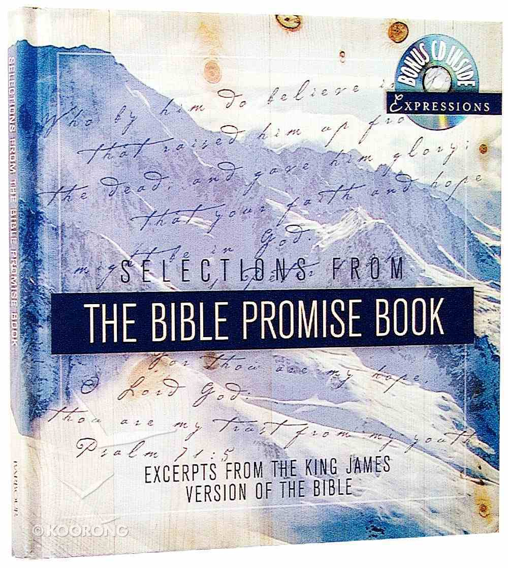 Selections From the Bible Promise Book Hardback