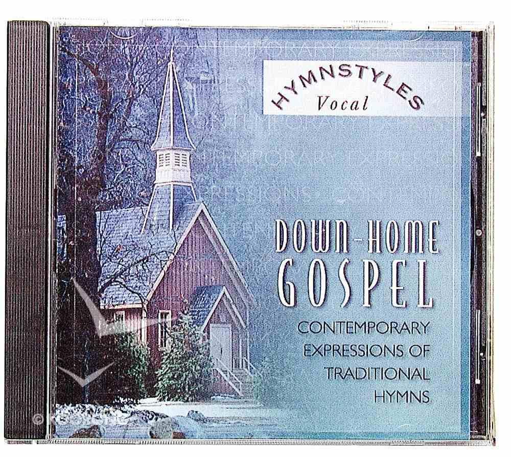 Hymnstyles Down Home Gospel CD
