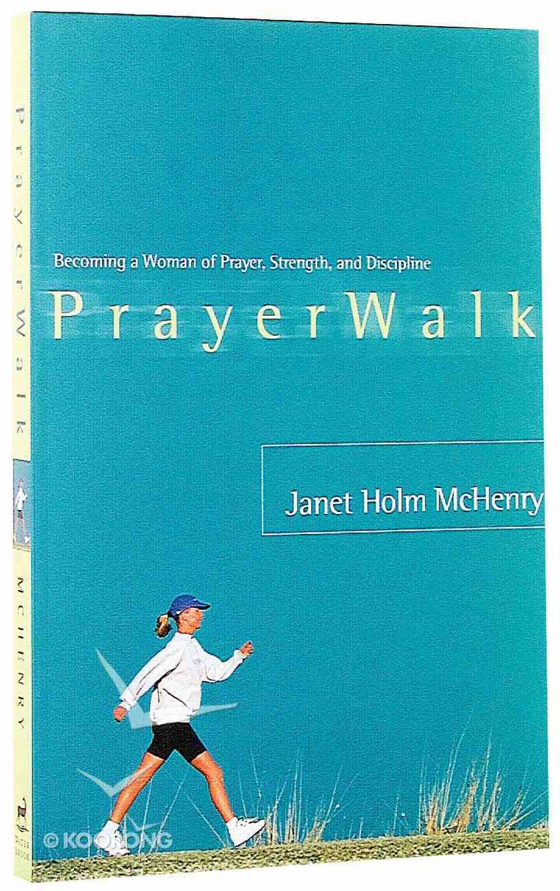 Prayerwalk Paperback