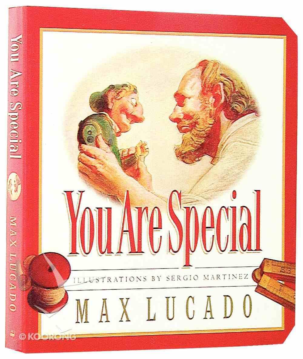 You Are Special Board Book