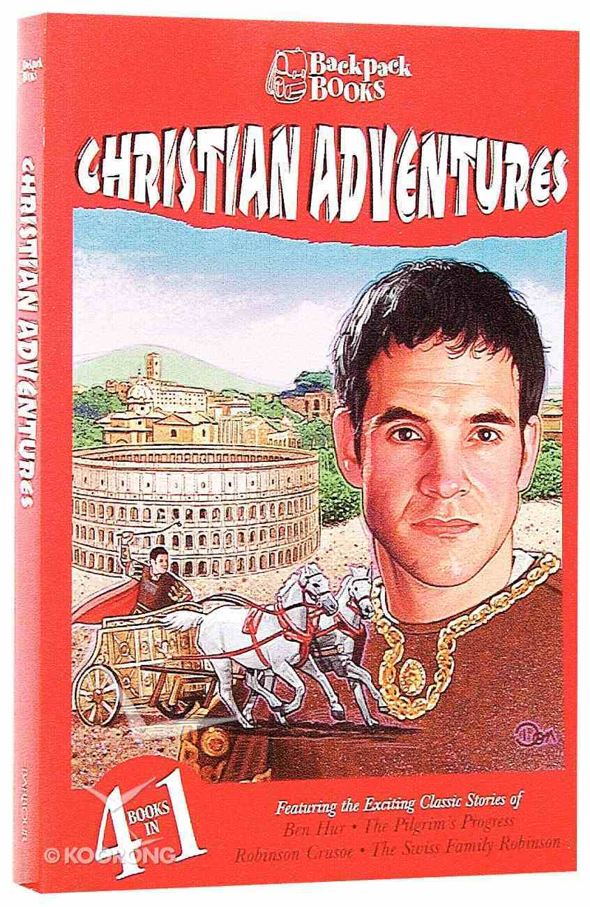 Christian Adventures (Barbour Backpack Books Series) Paperback