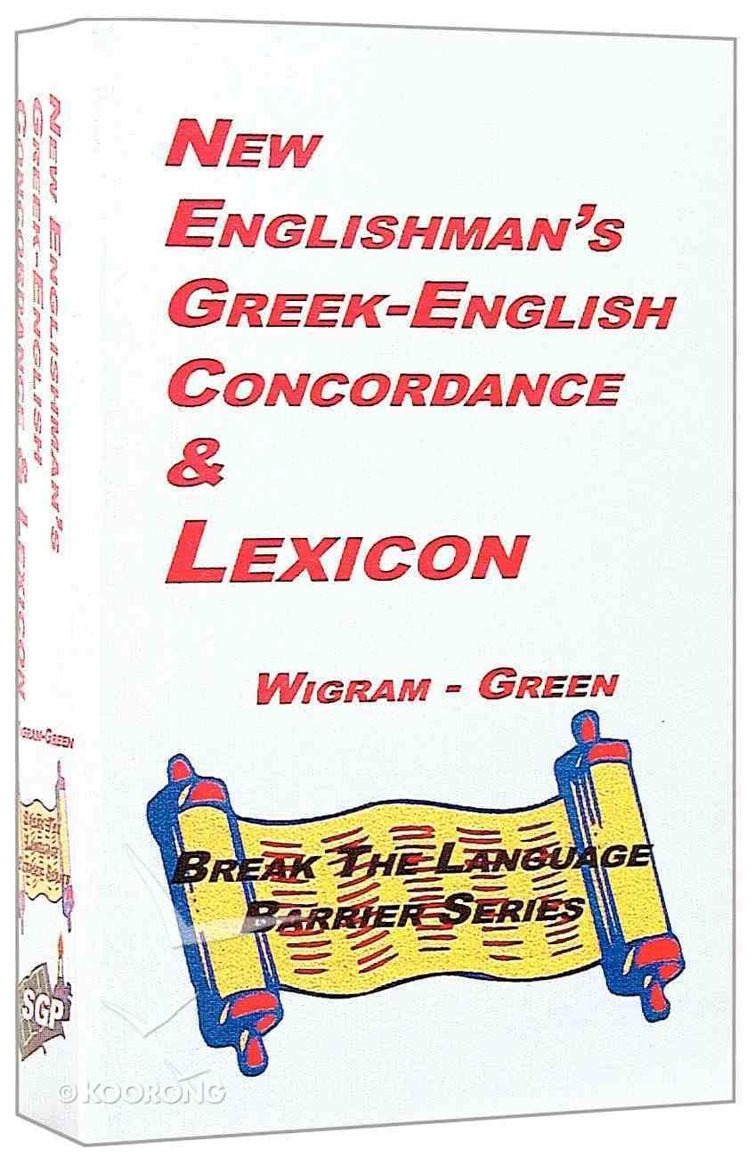 New Englishman's Greek-English Concordance Paperback