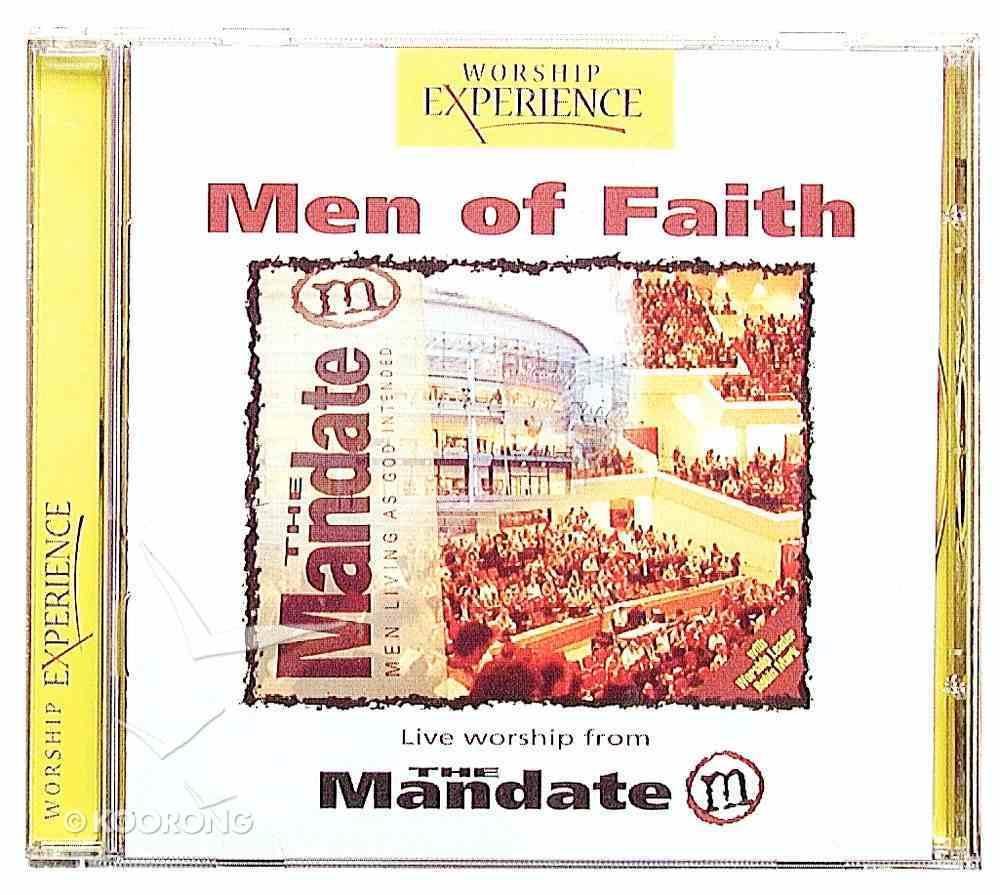 Men of Faith (The Mandate Series) CD