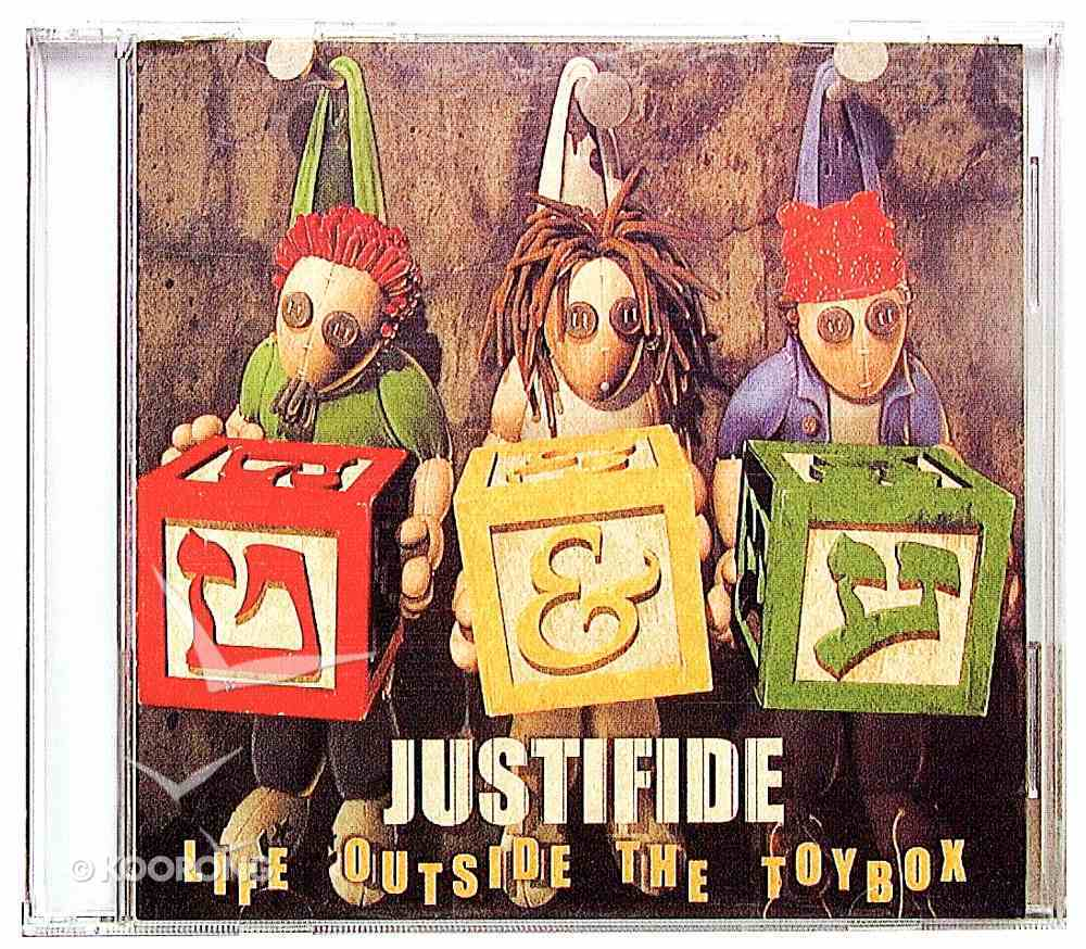 Life Outside the Toybox CD
