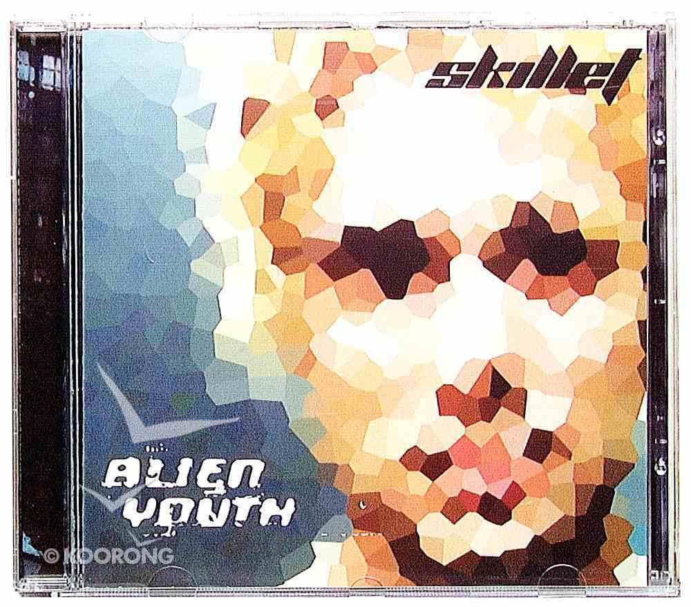 Alien Youth CD