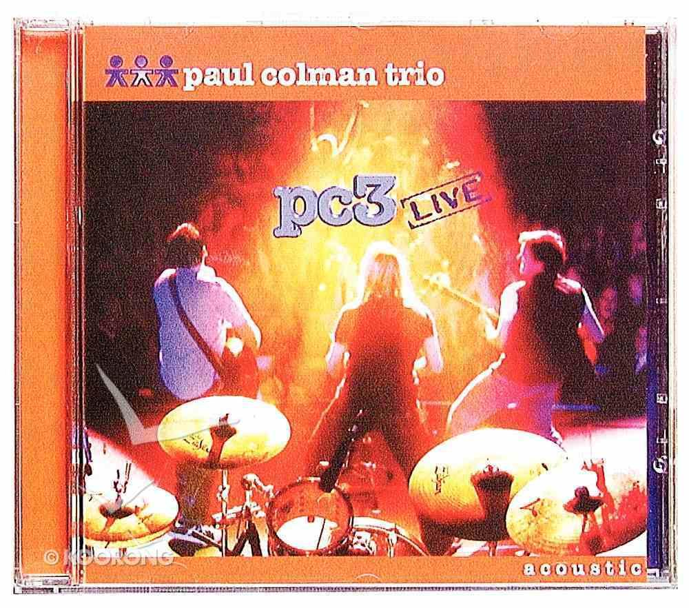 Pc3 Live Acoustic CD