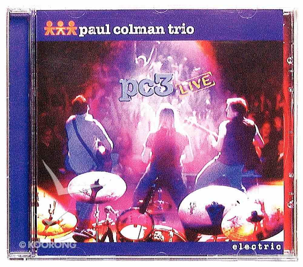 Pc3 Live Electric CD
