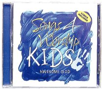 Album Image for Awesome God (#01 in Songs 4 Worship Kids Series) - DISC 1